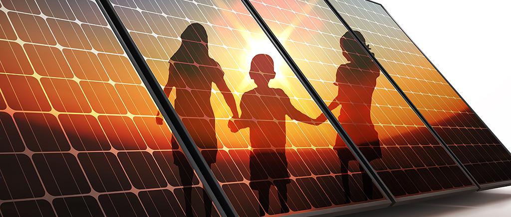 <h1>鉛フリーのペロブスカイト型太陽電池の研究</h1>